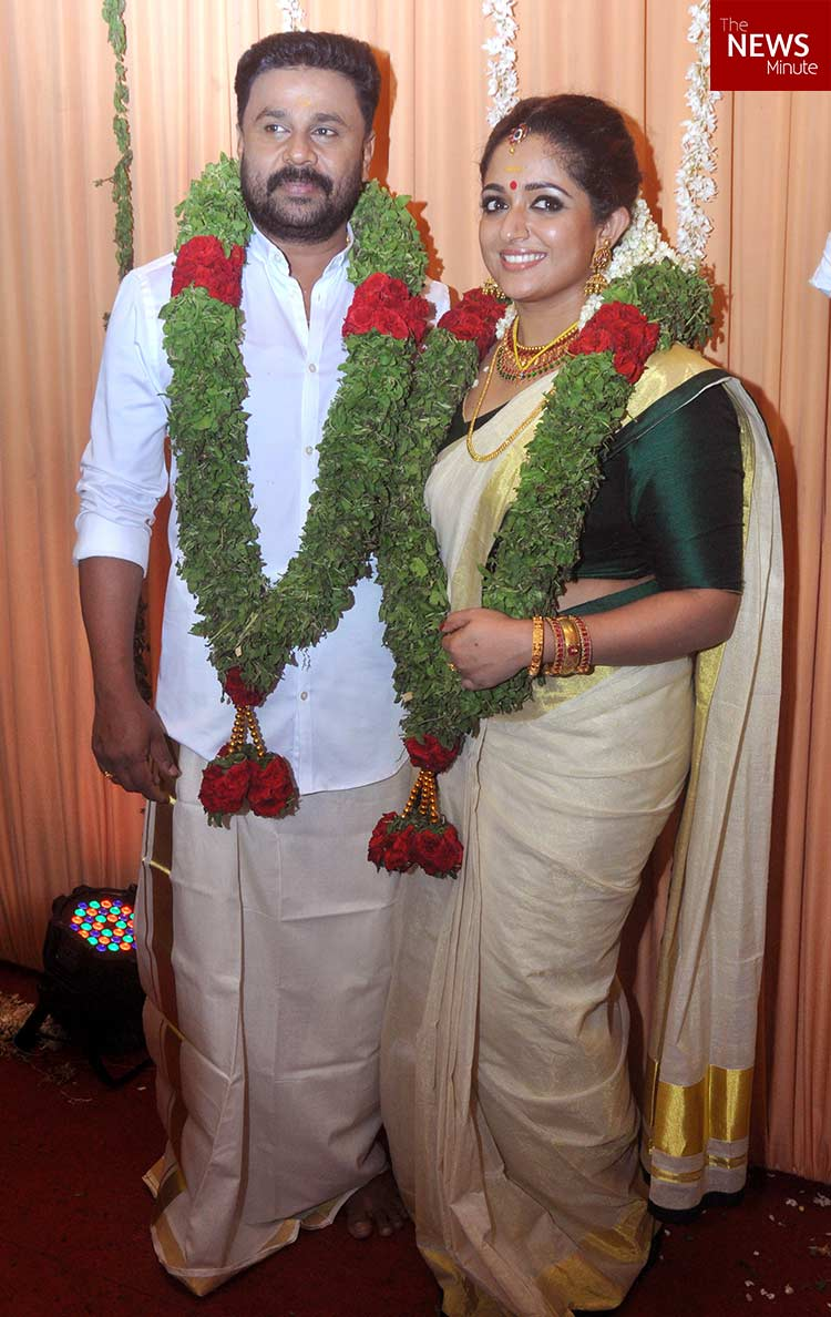 In Pictures The Dileep Kavya Madhavan Wedding That Happened At