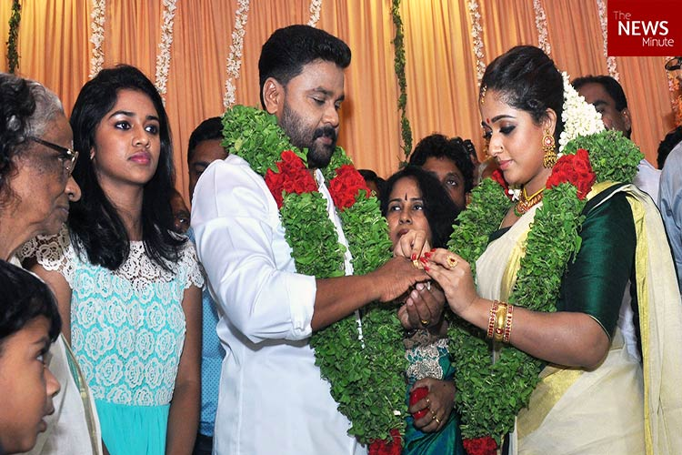 Dileep Was Dressed In A Traditional Mundu And Shirt The Ceremony Attended By Close Friends Family Of Couple