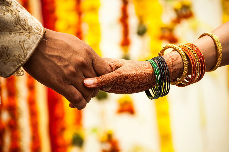 marriage customs and arranged marriages