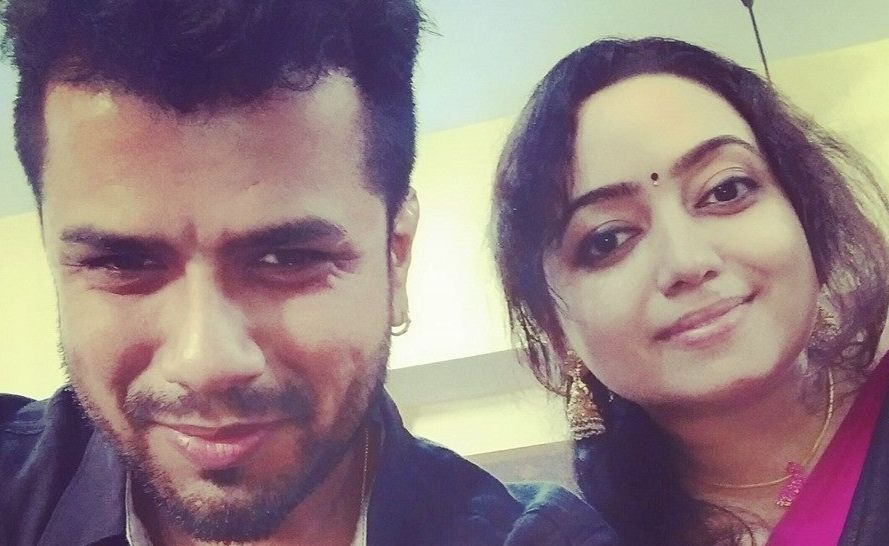 Violinist Balabhaskar's Daughter Dies in a Car Accident, Wife Injured