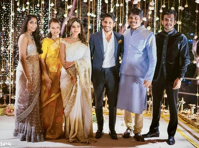 Tollywoods First Families The Kings And Queens Who Rule The Telugu
