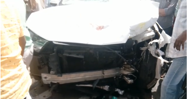 Six Killed After Speeding Audi Car Rams Autorickshaw In Coimbatore
