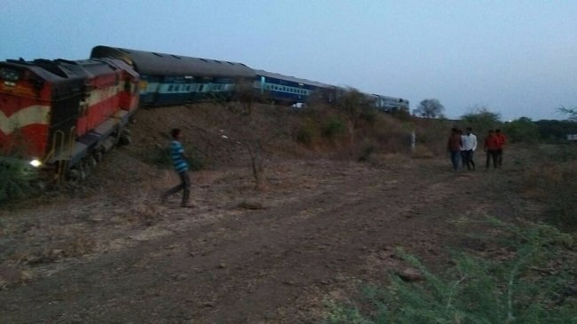 Passenger train derails in Karnataka, no injuries reported