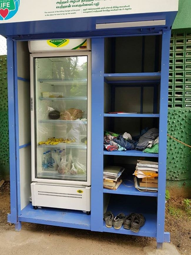 How one woman's community fridge in Chennai is ensuring the