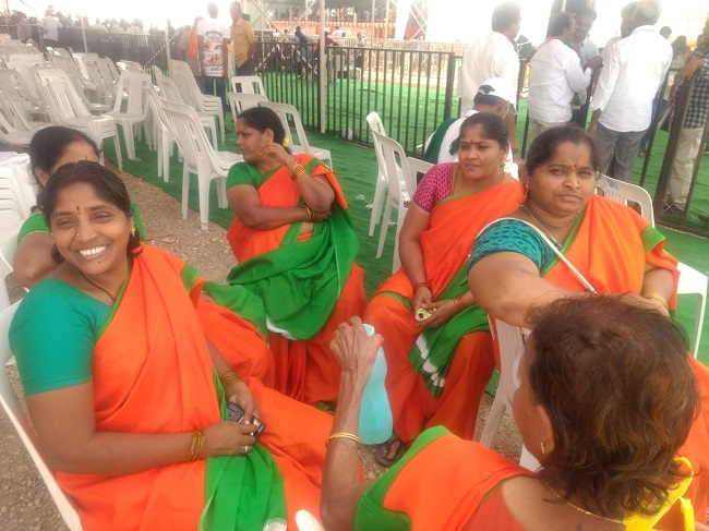 Ground report: As Modi's meet in Andhra heats up TDP-BJP