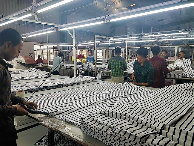 How making in India is becoming unviable for Tiruppur's