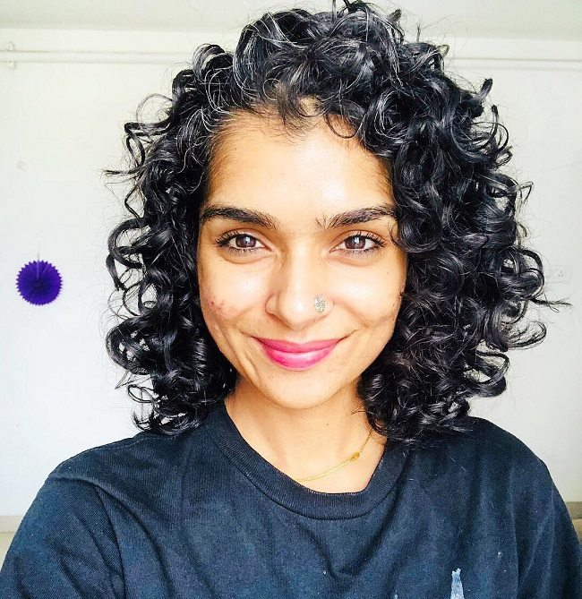Curly Is Beautiful This Movement Is Helping Indian Women Accept Their Natural Hair The News Minute