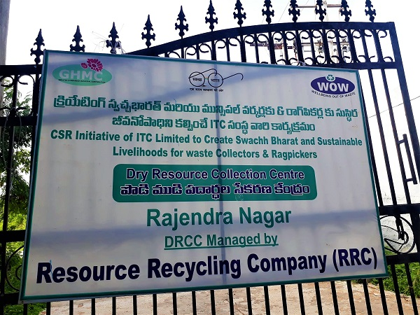 These Hyderabad colonies boast of 100% waste segregation