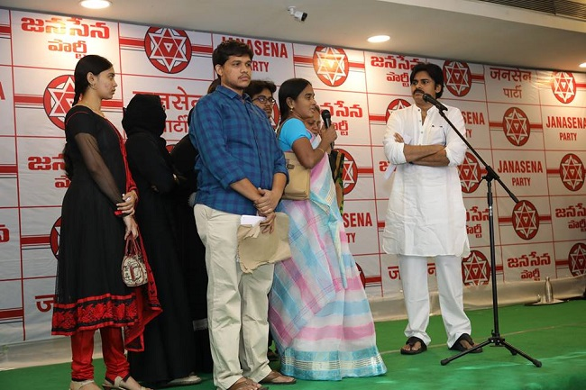 Will Pawan stand in support of Medical College students?