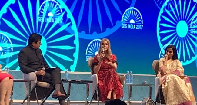 Not even 25% graduating women participate in workforce: Kochhar at GES 2017