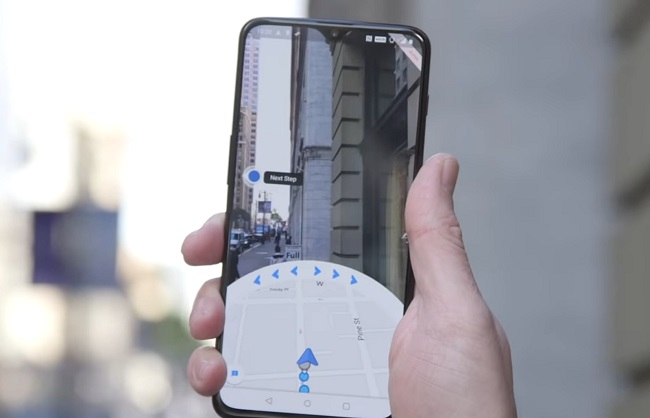 Google Maps may soon roll out augmented reality navigation