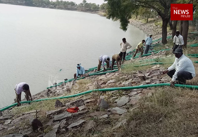 After HIV+ Woman Ends Life In Lake, Karnataka Villagers Want It Drained