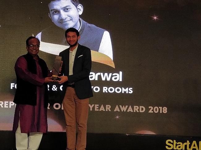 Andhra organizes StartAP awards, Swiggy gets startup of year