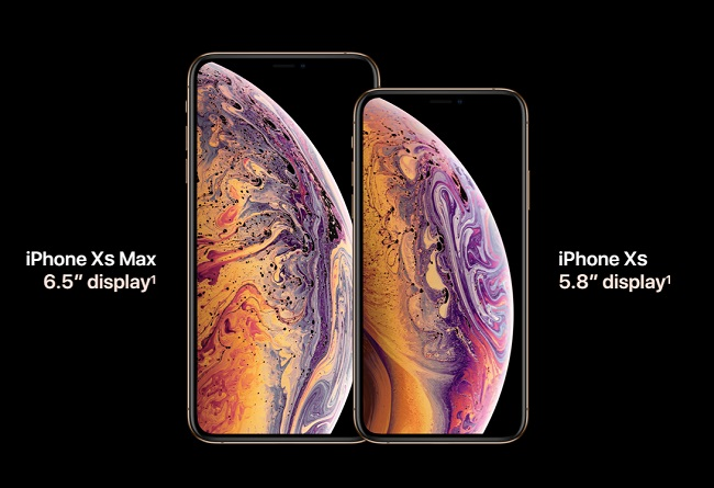 Meet Apple's iPhone XS, XS Max, and iPhone XR