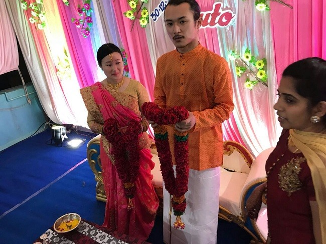 For the love of Tamil, this Japanese couple came to Madurai