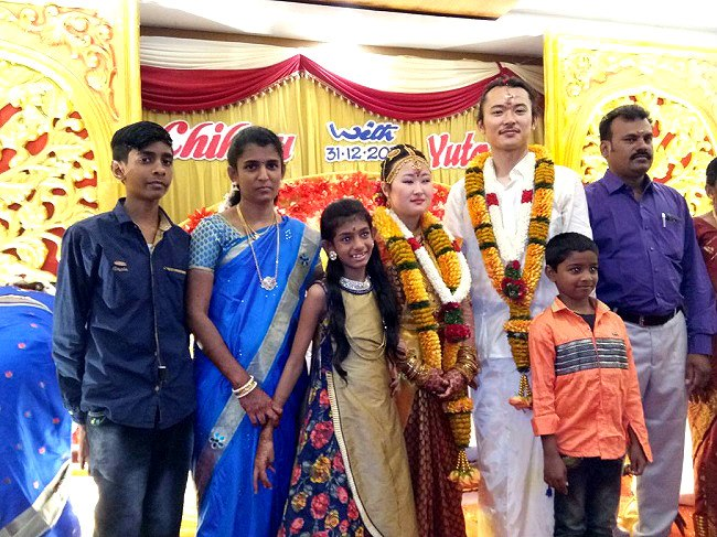 For the love of Tamil, this Japanese couple came to Madurai to get