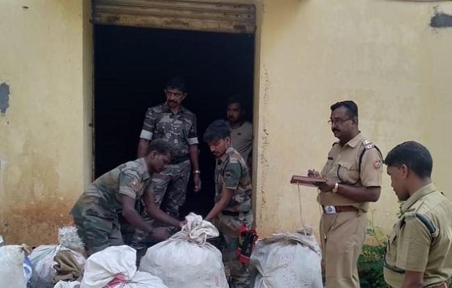 Andhra vs Kerala: Forest officials spar over sandalwood seized in a