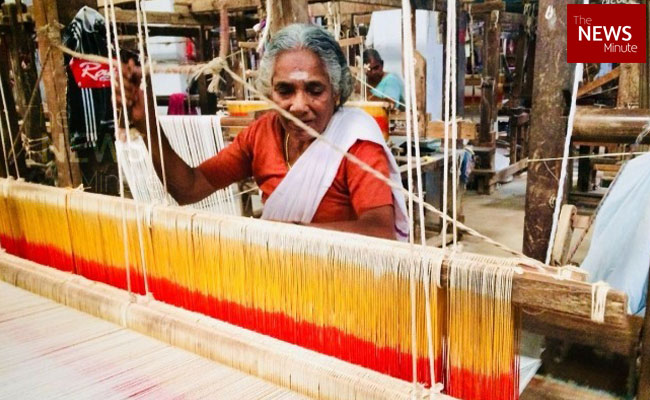 Once admired, Kerala's dying handloom tradition is badly in
