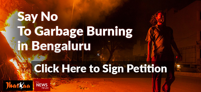 Garbage is a burning problem in Bengaluru, and it refuses to
