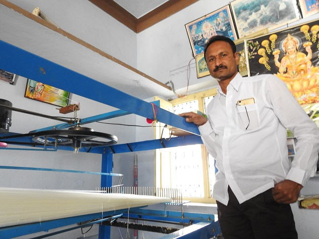 From weaver to engineer: Meet the Telangana man whose invention won