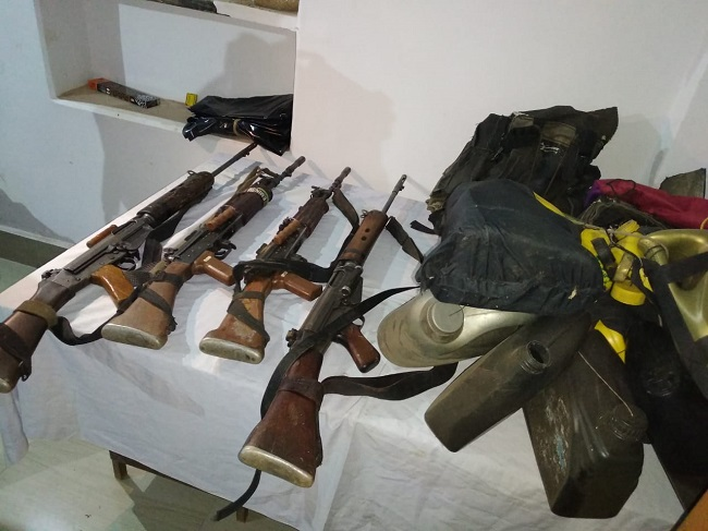 Accused in Araku MLA's murder among 5 Maoists killed in Odisha encounter, say police