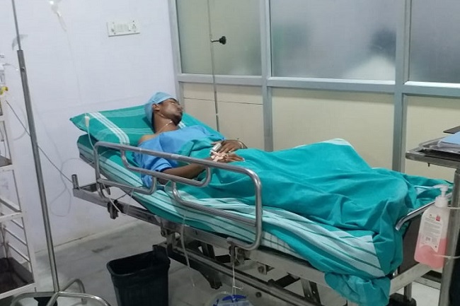 Bengaluru man assaulted by cops contracts pneumonia, battles for