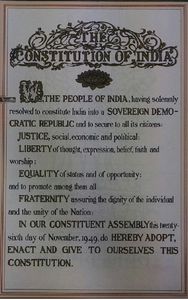 all articles of indian constitution in hindi pdf
