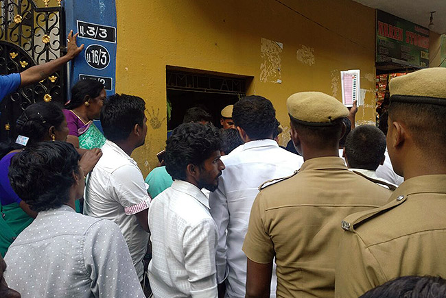 By-Polls Start in Jayalalitha's RK Nagar Constituency