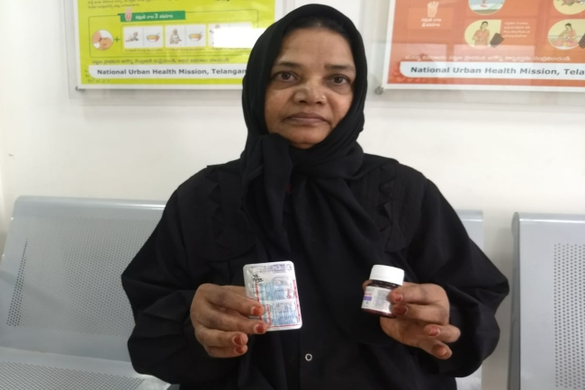 Basthi Dawakhana aims to provide Healthcare to everyone in Urban Areas