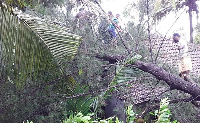 How Cyclone Kyarr is disrupting life in Karnataka, Maharashtra and Goa