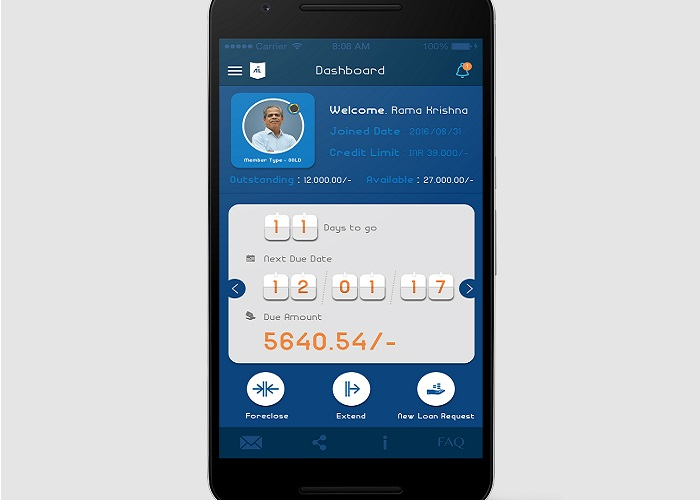 In urgent need of a loan? This app can lend you money in 15