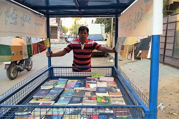 For the love of reading: How this Telangana man uses a