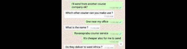 Know Ravanaprabhu courier service? Dubai-based Malayali