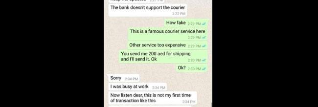 Know Ravanaprabhu courier service? Dubai-based Malayali outwits