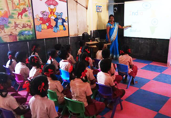This Tamil Nadu teacher sold her jewellery to build a better classroom for her students 1