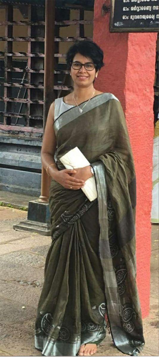 From Palakkad to Kargil: IAF officer Sreevidya Rajan intv on ...
