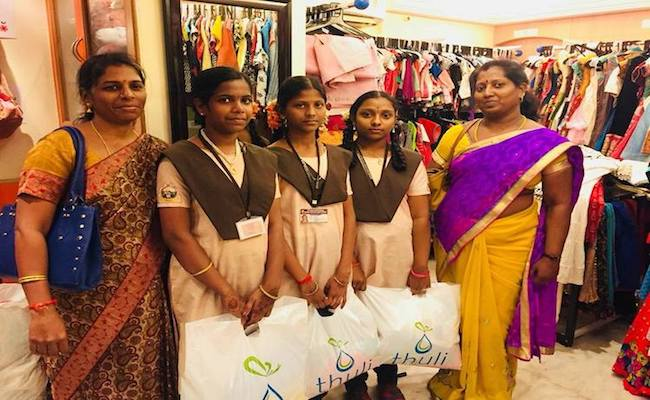 This Chennai store offers a 'shopping mall' experience for