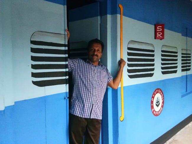 Inspired by Japanese WW2 story, Kerala school transforms