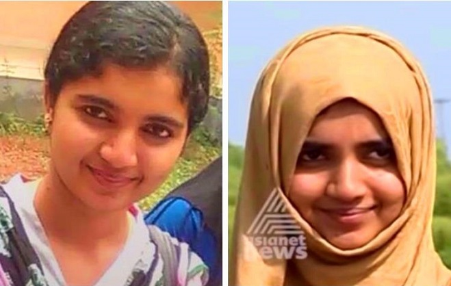 Kerala woman who left home and converted to Islam, now 'returns' to