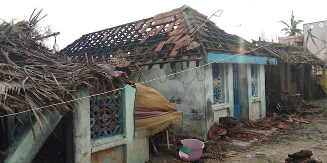 Here's how you can help Cyclone Gaja-affected districts in