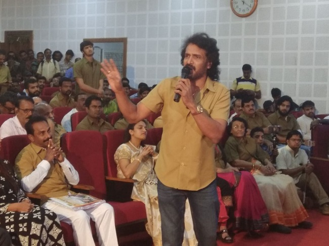 Kannada Actor Upendra Launches Political Party 'Karnataka Pragnyavatha Janata Paksha'