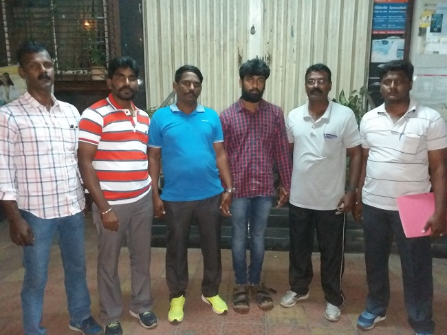 City police capture Daswant in Mumbai