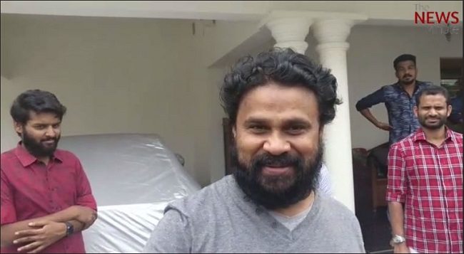 Don't want to be president of FEUOK: Dileep