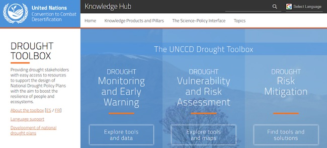 Image result for drought toolbox