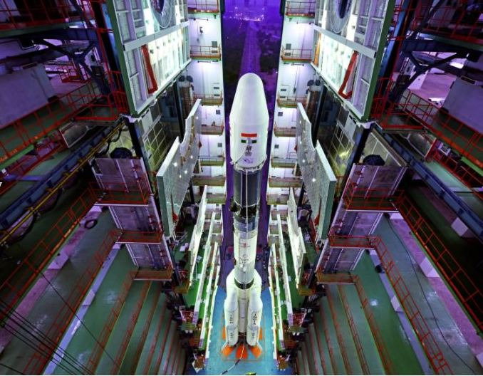 India adds another feather in its cap, ISRO launches GSAT-6A satellite