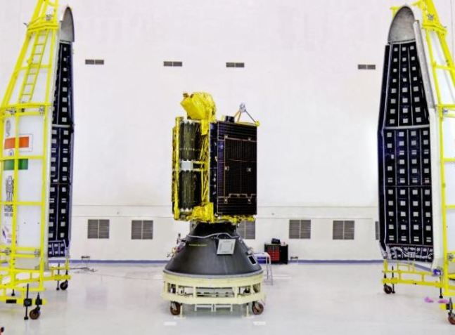 Isro says contact with GSAT-6A lost, second setback in seven months