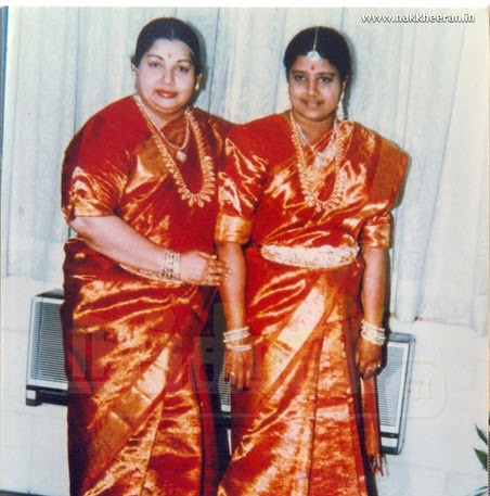 Image result for sasikala with jayalalitha