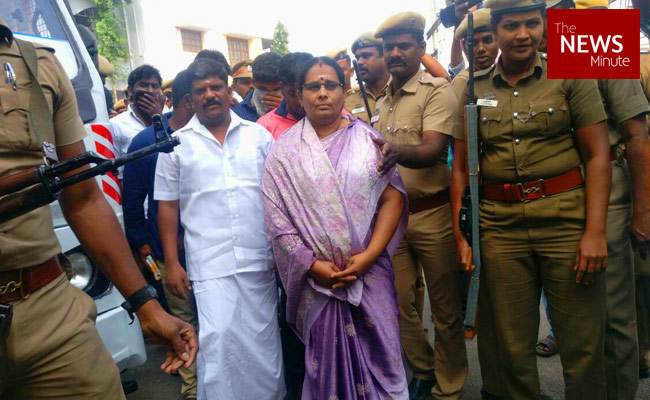 Tamil Nadu honour killing: Tirupur court finds dalit youth Sankar's father-in-law guilty
