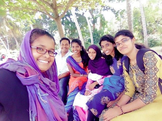 This Kerala volunteer group helps visually challenged