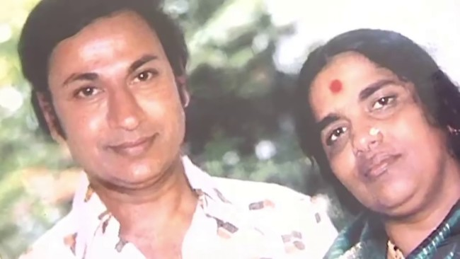 Veteran producer and late legend Dr Rajkumar's wife, Parvathamma, passes away
